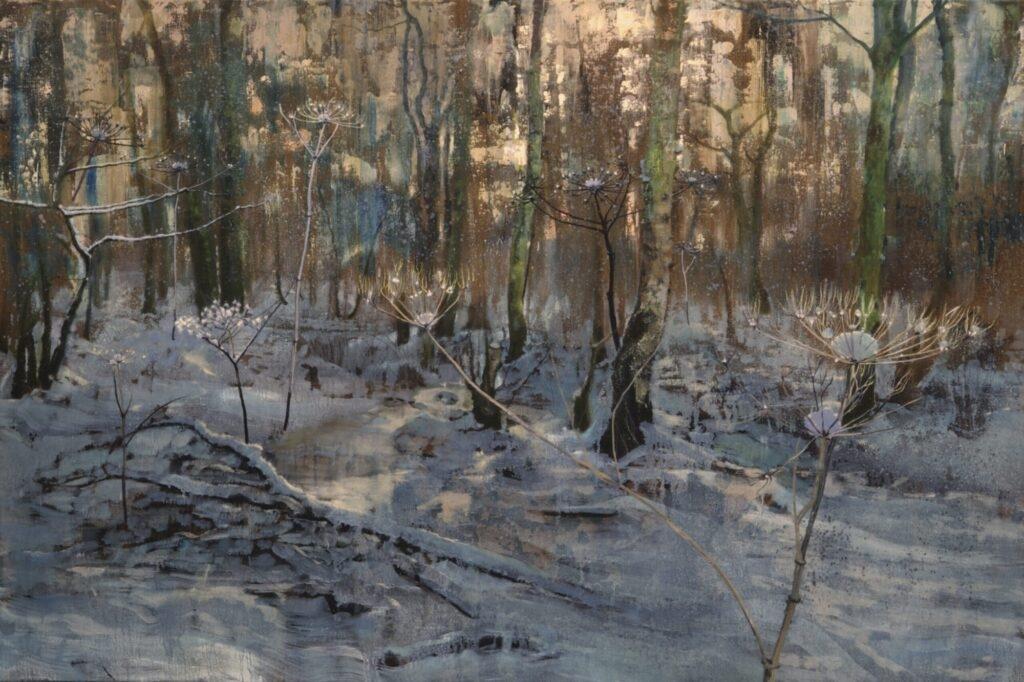 schilderij berenklauwen isabella