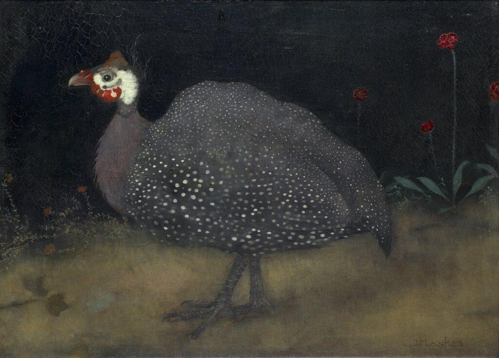 Schilderij Jan Mankes